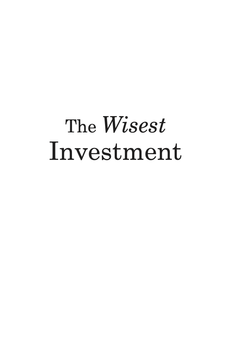 Robin Taub The Wisest Investment Contact Headshot